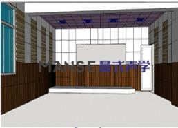 南工大录播室优秀设计案例