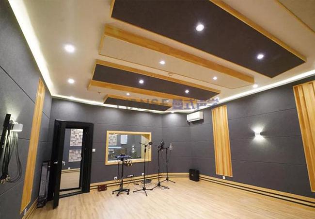江苏电信客服中心-录音棚项目降噪设计