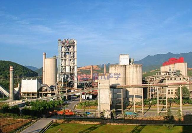 安吉南方水泥厂降噪方案
